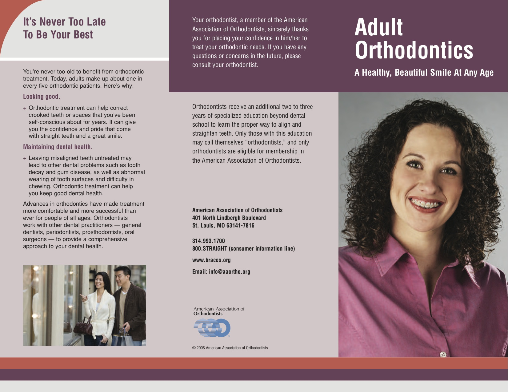 AAO- Adult Orthodontics