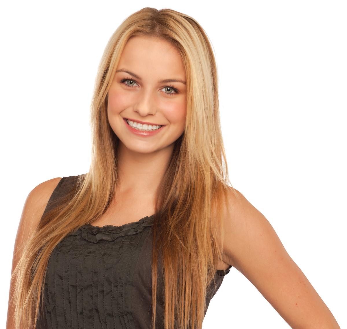ClarityADV blond model LR